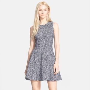 Theory Tweed Tillora Dress
